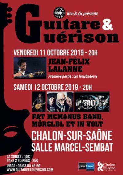 Guitare et Guérison 2019 - Concerts organisé par Gen&Zic