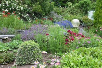 9 Juin 2019 - Conférence de Gilles Mithieux lors de la Visite exceptionnelle des Jardins de l'Eygala